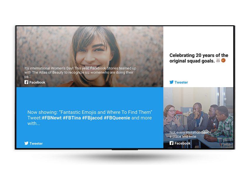 Digital Signage boost marketing Efficiency