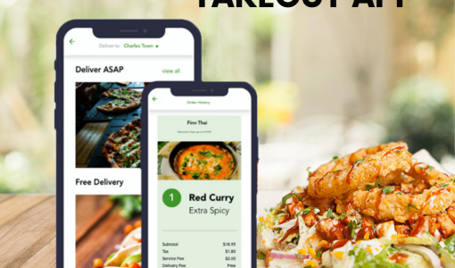 Online takeout
